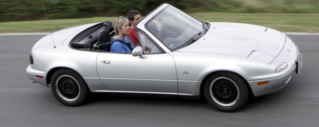 Top 10 classic convertibles for £1500 or less