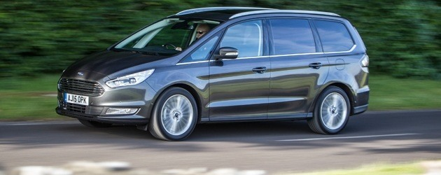 Review: Ford Galaxy 2015
