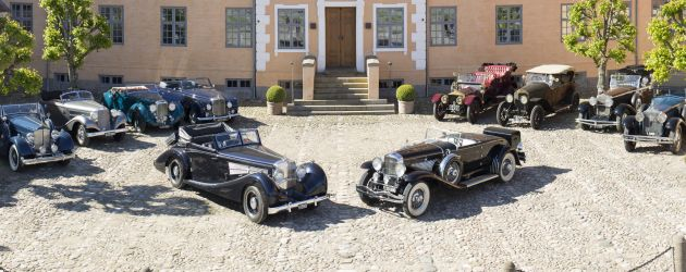 £25m pre-war car collection for sale