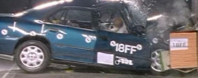 Top 10: Safest 1990s family cars