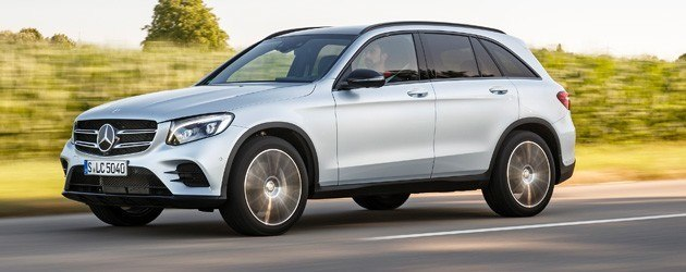 Reviewed: Mercedes-Benz GLC
