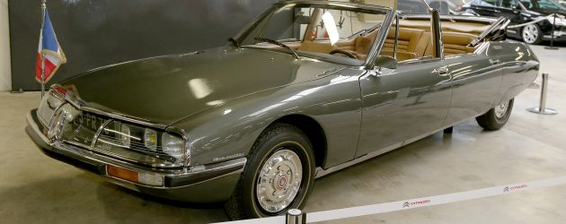 Top 10: Cars from the Citroen heritage collection