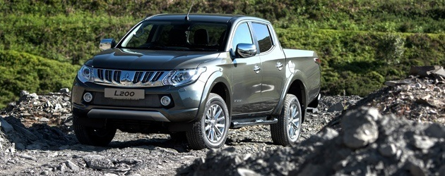 Review: Mitsubishi L200