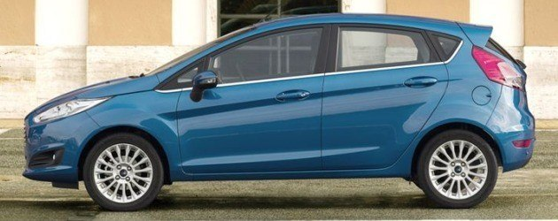Featured Deal: Save 24% on a Ford Fiesta Hatchback