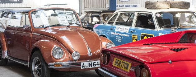 £2m worth of classics sold at Anglia Car Auctions