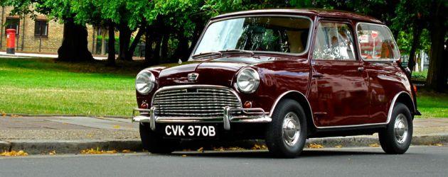 100 classics for sale at CarFest auction