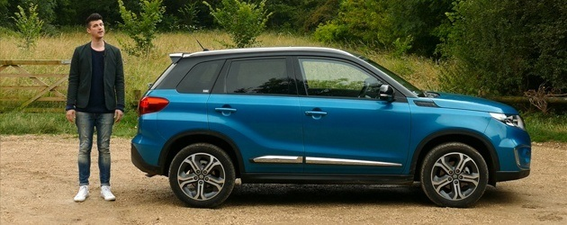 VIDEO: 10 things you need to know about the Suzuki Vitara
