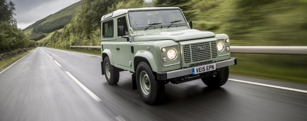Tested: Land Rover Defender Heritage