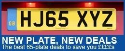 New Plate Deals